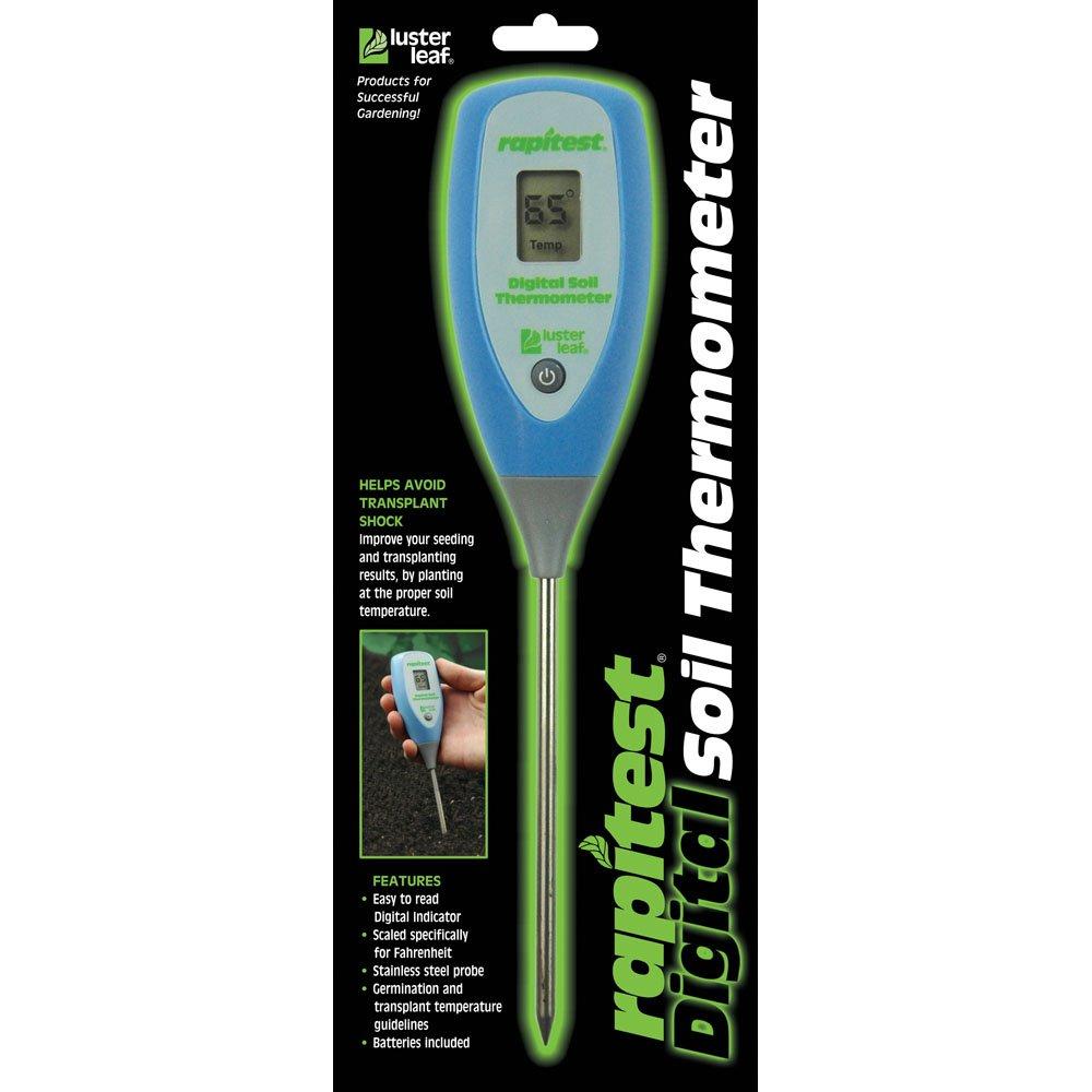 Rapitest Luster Leaf 1625 Digital Soil Thermometer by Rapitest (Image #1)