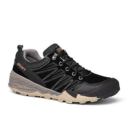 1c712e2796323 Amazon.com: Giles Jones Men's HIking Shoes Antiskid Breathable ...