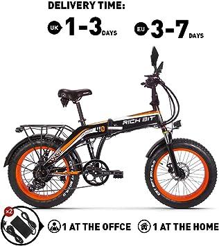 RICH BIT RT016 48V * 500 vatios Bicicleta eléctrica Bicicleta de ...