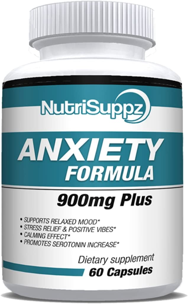 5 Effective Supplements To Safely Relieve Anxiety and Stress