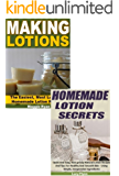 Lotion Making 2-Book Set: Homemade Lotion Secrets, Making Lotions
