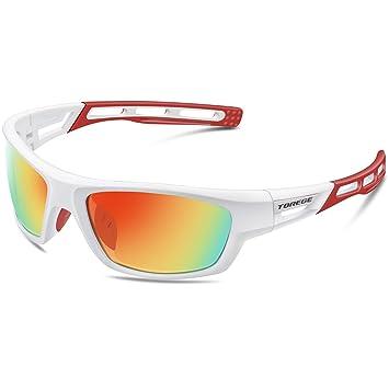 Gafas de sol unisex, polarizadas, ideales para practicar deportes como golf, ciclismo,