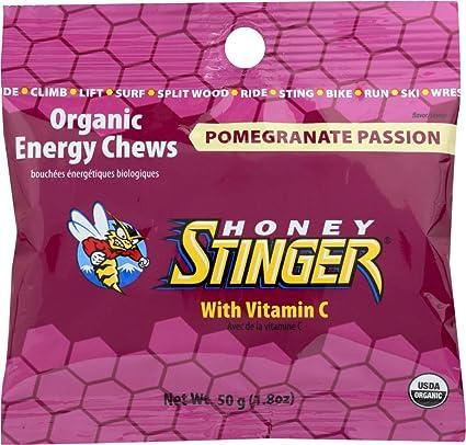 Amazon.com: Honey Stinger (NOT A CASE) Organic Energy Chews ...