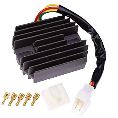 Voltage Regulator Rectifier For Arctic Cat 400 Bearcat 454 2x4 500 4x4 Z030-0023N,3430-016,3430-037: Automotive