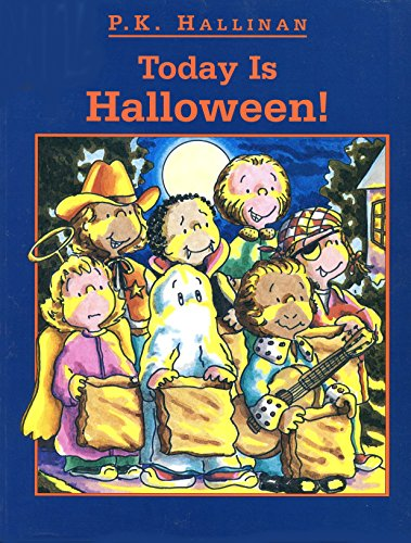(Today Is Halloween! (Today Is--Holiday Series Book)