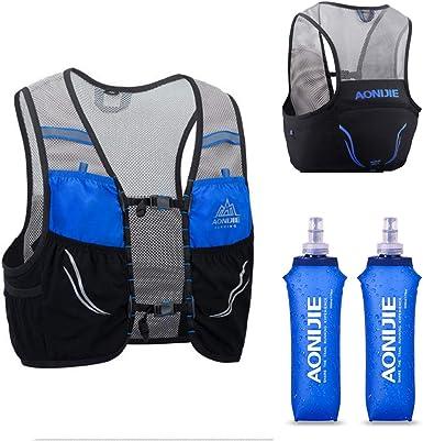 Outdoors Sport Trail Marathoner Running Race Vest Geila Hydration Pack Backpack