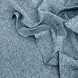 Merryfeel Luxurious 100% Pure French Linen Flat Sheet - Queen