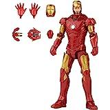 Marvel Hasbro - Serie Legends Figura de acción a Escala, 15.2 cm, Personaje de Juguete de Iron Man Mark 3 Infinity Saga, dise