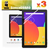 TabSuit Dragon Touch X10 2017 Edition Screen Protector Ultra-Clear of High Definition (HD)-3 Pack for Dragon Touch X10 2017 Tablet