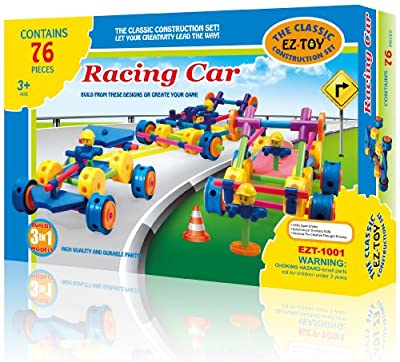 Racing Car By Ez-toy from Toobers & Zots