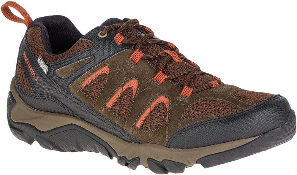 Merrell Men s Outmost Vent Waterproof Sneaker