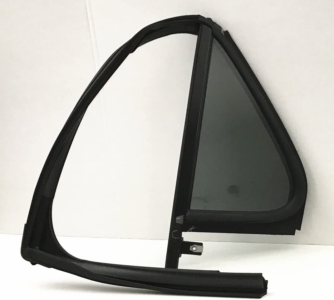 NAGD for 2007-2014 Ford Edge 4 Door Utility Driver//Left Side Front Door Window Replacement Glass OEM Carlite