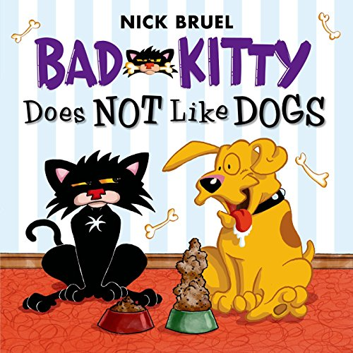 - Bad Kitty Does Not Like Dogs
