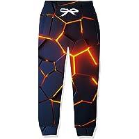 Goodstoworld Pantalones Deportivos para Niños Pantalones paraNiños Y Niñas 3D Pantalones Deportivos Casuales para Correr…