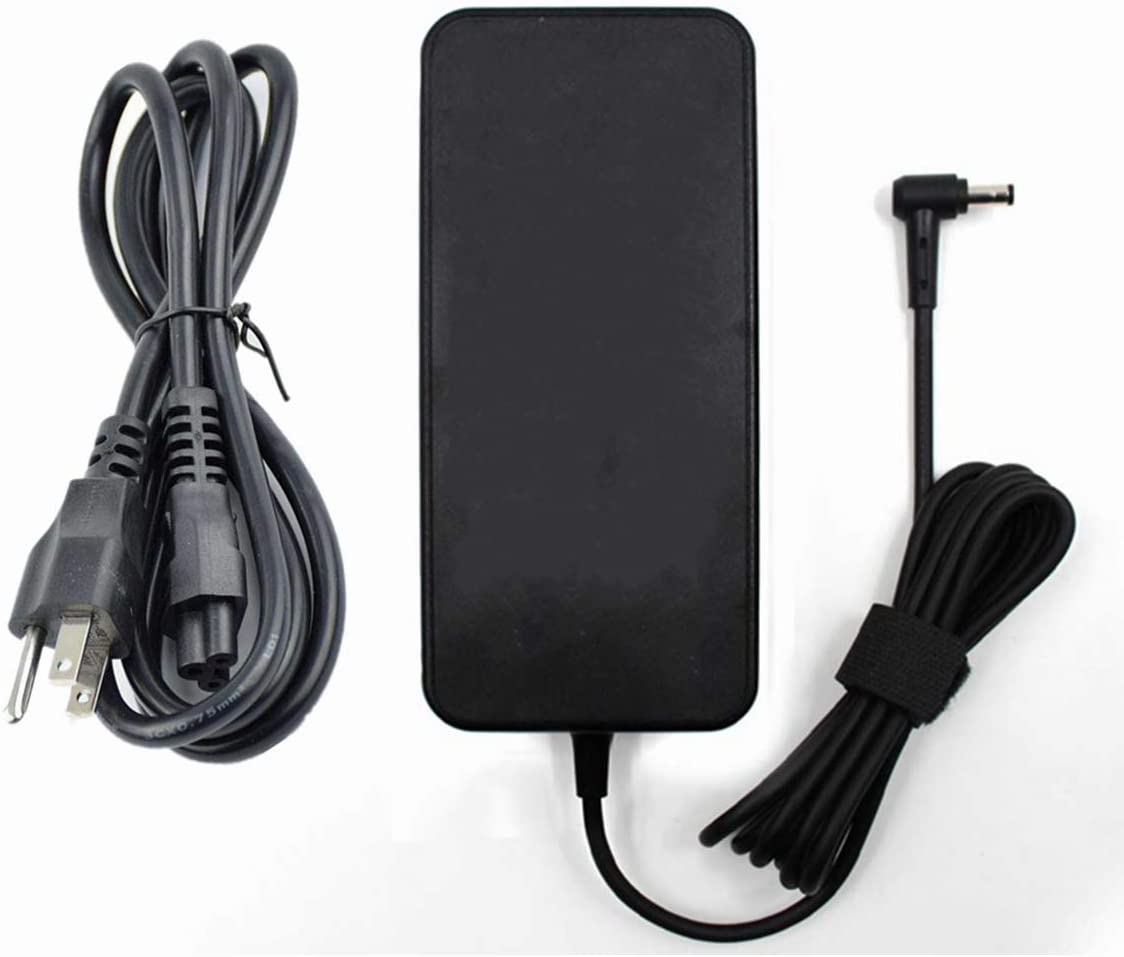 New 180w Power Adapter for ASUS Laptop GT70 G73 G750JX G750JW G750JM G750JW-DB71 G75V G75X G75VX G751JL G75VW G73SW ADP-180MB F FA180PM111 Laptop Charger AC Adapter Power Supply Cable Cord