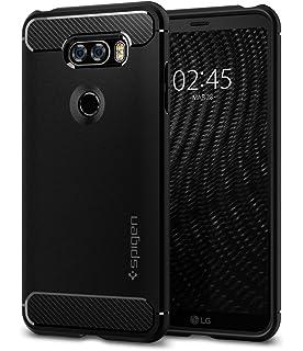 new arrival 3e49d e2b69 Spigen LG V30 Screen Protector NeoFlex / 2 Pack/Wet Application for ...