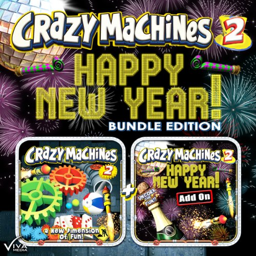 Crazy Machines 2: Happy New Year - Bundle Edition (Download)