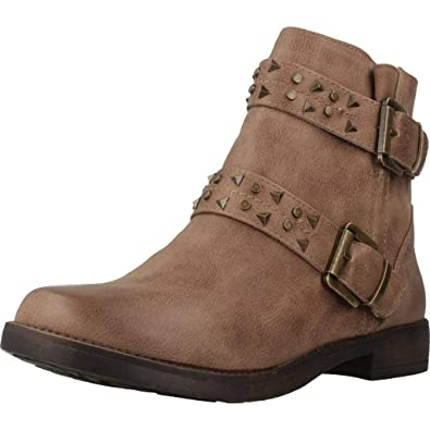 MTNG Marron Couleur Boots Bottines Bottines Marque ModãšLe rqRrSKfB