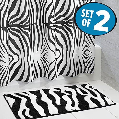 zebra bathroom tray - 1