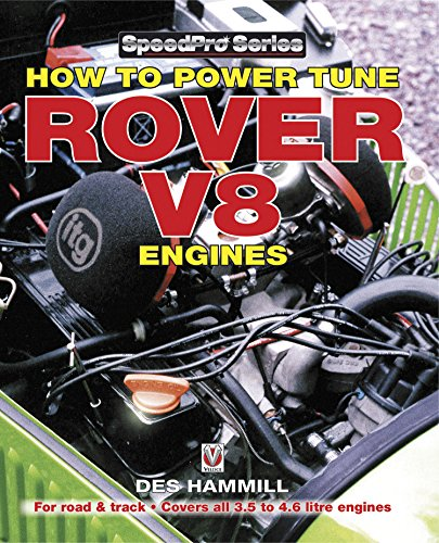 (How to Power Tune Rover V8 Engines for Road & Track (SpeedPro series))