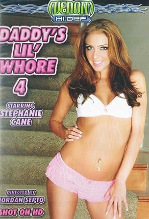 Daddy S Lil Whore 4 Venom Hi Def Amazon Co Uk Dvd Blu Ray