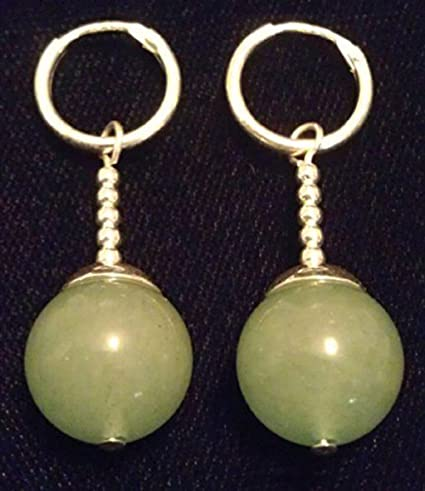 Amazon.com: Verde Jade potara – Pendientes Dragon Ball Z ...