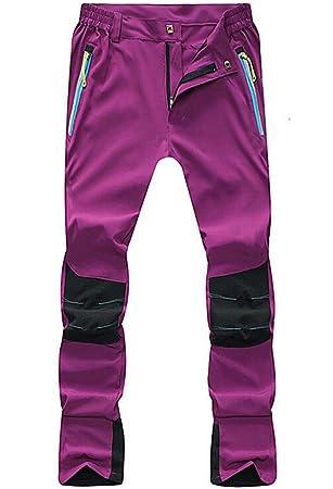Wanderhose Damen Zip Off Sommer Stretch Trekkinghose Schnelltrocknende  Outdoor Sport Hosen Lang 69c1bb404e