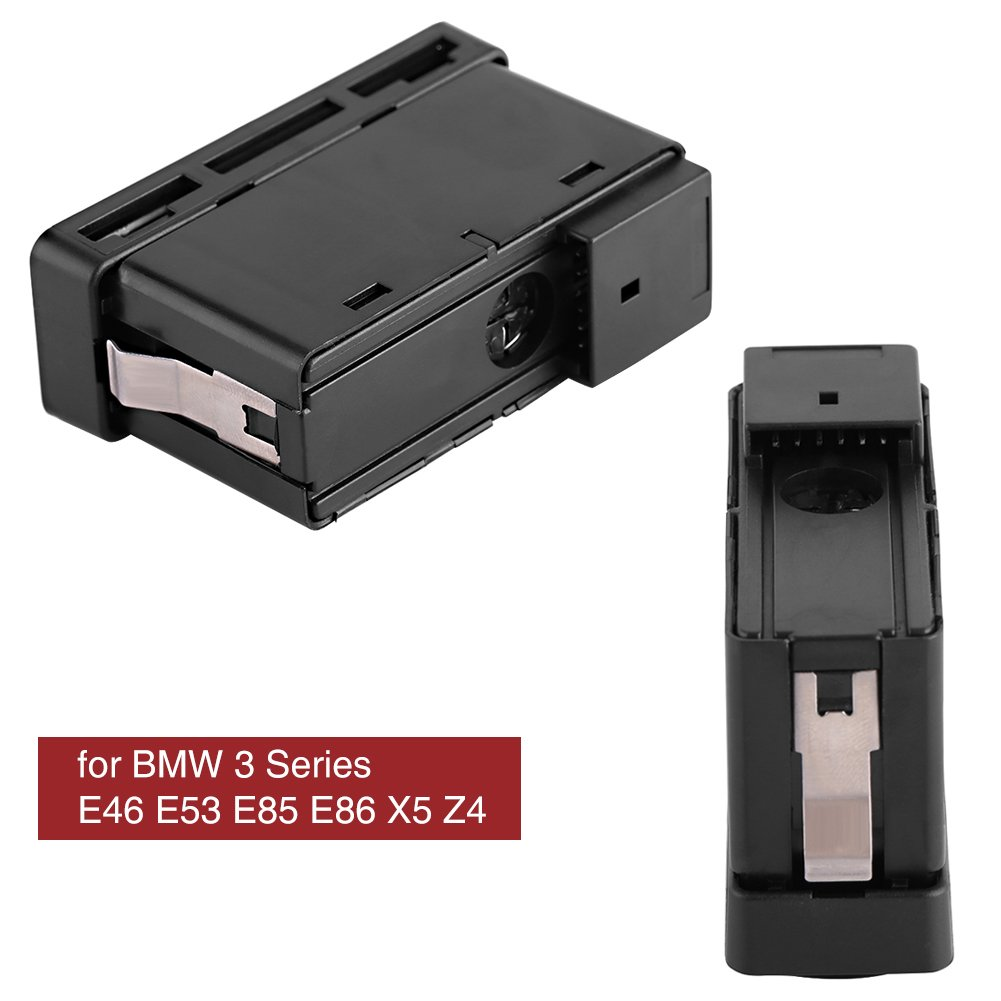 Car Hazard Warning Light Switch Emergency Flasher Switch Door Central Lock Locking Switch for BMW 3 Series E46 E53 E85 325 X5 Keenso