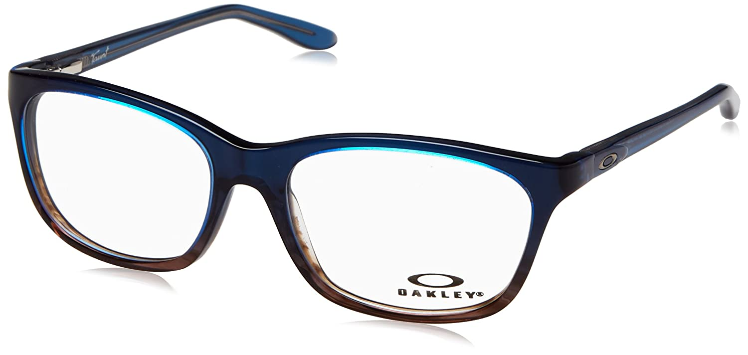 27abacef2e Amazon.com  Oakley Taunt OX1091-0252 Blue Fade Clear Demo 52  Shoes