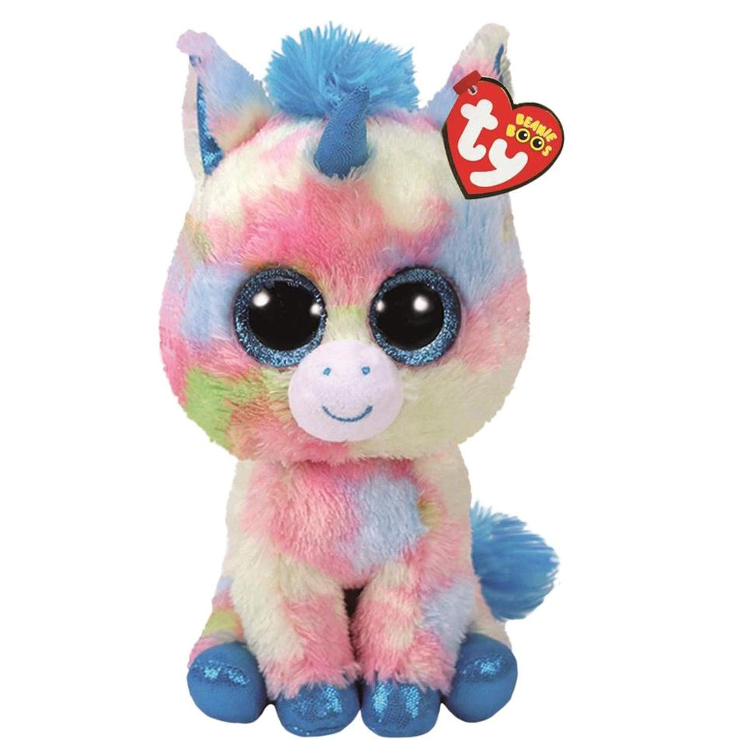 Amazon.com: JEWH Ty Beanie Boos - Regular Plush Stuffed Doll Toy Collectible - Soft Big Eyes Plush Toys (6