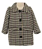 Dempsey Marie Black and White Houndstooth Chanel Fall Winter Jacket 6