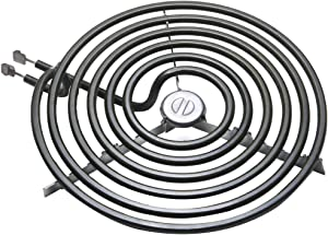 "Cykemo WB30M2 8"" Range Surface Element Replacement for Kenmore Hotpoint GE Electric Range Burner ERS30M2 PS243868 WB30M0002"