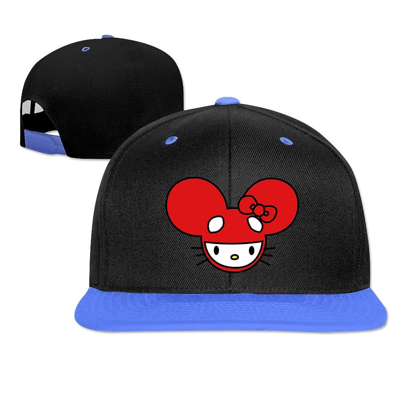 AB Amazing Popular Deadmau5 Cute Logo Adjustable Baseball Cap Casual Leisure Hip Hop Hat