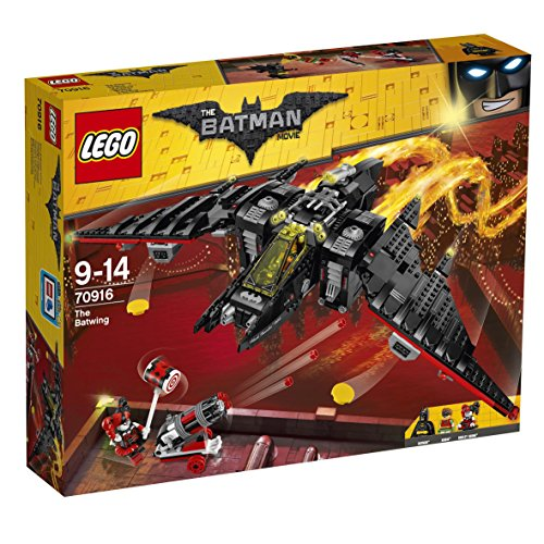 The Lego Batman Movie The Batwing Costruzioni
