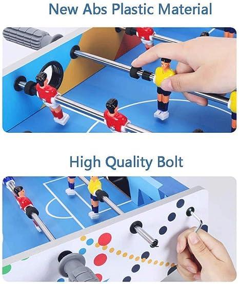 JWDYA Mini Juego de Mesa de fútbol y Hockey de Mesa, Juego de ...