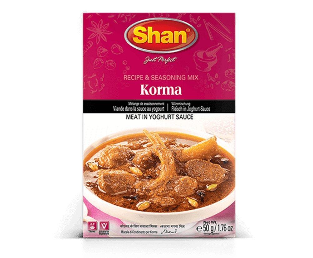 Shan Korma Seasoning Mix, 1.75-Ounce (6 Pack)
