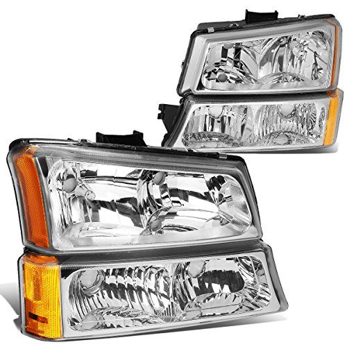 04 silverado headlights - 2
