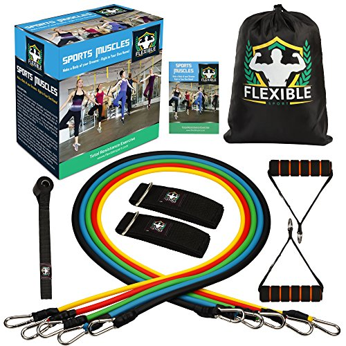 Resistance Bands Set by Flexible Sport Review