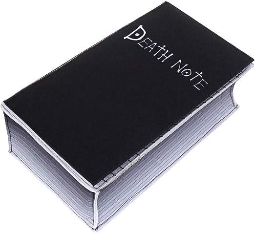 Notizbuch des Todes Kosmetiktuchspender CoolChange Death Note Taschentuchbox in