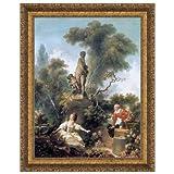 Design Toscano The Meeting, 1772: Canvas Replica Painting: Grande