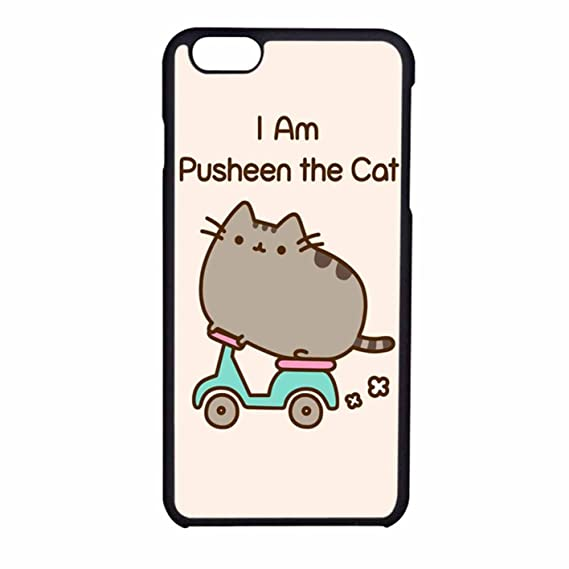 Captivating I M Pusheen The Cat IPhone 6S Case (Black Plastic)