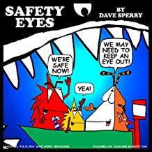 Safety Eyes: August (Bazoobee Collection 2014)