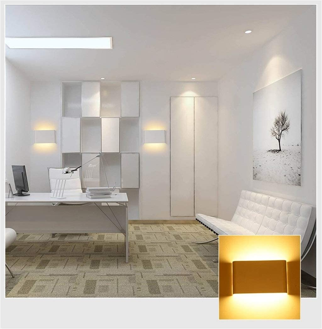 Wall Lights Sconces Wall Light Led Up And Down Indoor Lamp Wall Sconce Lights Modern Wall Lights Wall Lamp Indoor For Living Room Bedroom Bathroom Corridor Balcony Stairs Etc Hall Porch