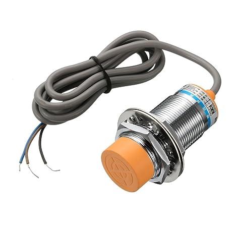 Amazon.com: uxcell 15mm Inductive Proximity Sensor Switch Detector PNP NC DC 6-36V 300mA 3-Wire LJ30A3-15-Z/AY: Home Improvement