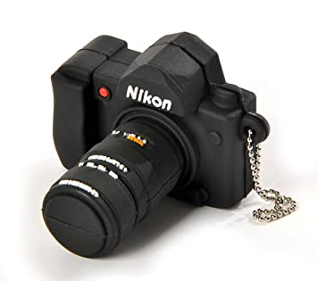 4gb Mini Nikon Dslr Camera Usb Flash Drive Funny Memory Amazonde