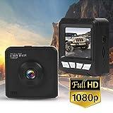 Berill Mini Dash Cam 1080P Car Camera DVR Driving