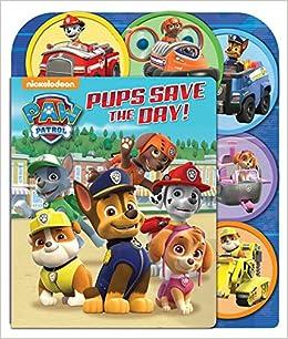 6fcde35c3a81 A Slide Surprise Book (Sliding Surprise)  Paw Patrol  9780794435585   Amazon.com  Books