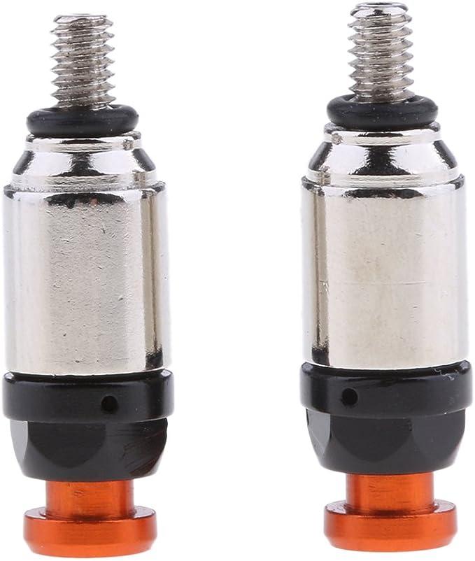 Perfk 2x Gabel Gabelentlüfter Entlüftungsventil Überdruckventil Für Ktm Alle Modelle Auto