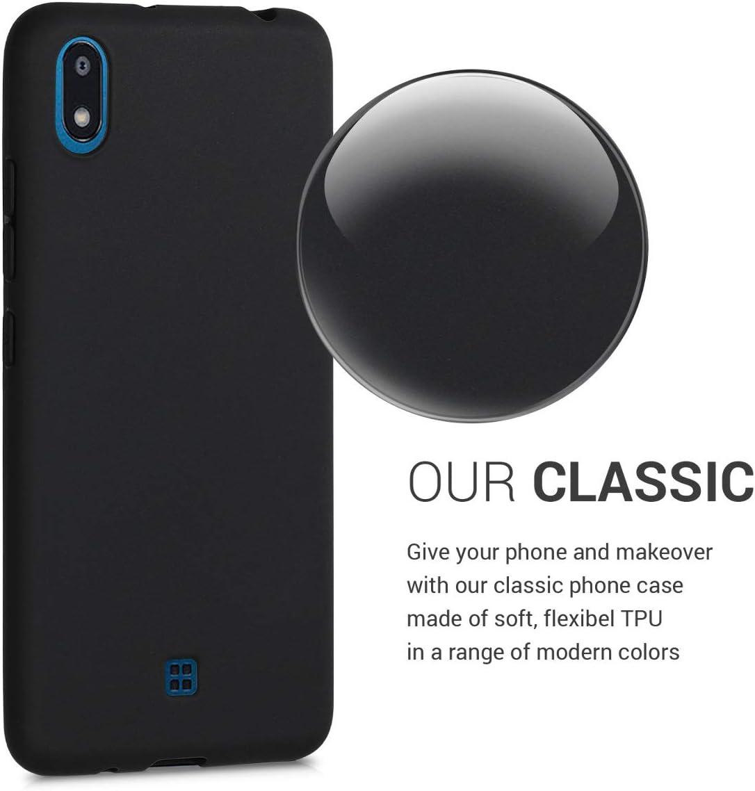 Carbon K/önig Design Handy-H/ülle kompatibel mit Samsung Galaxy S10 Plus Silikon Case H/ülle Sturzsichere Back-Cover Handyh/ülle Blau