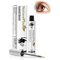 Wimpernserum Serum – Wimpernserum für ein stärkeres Wimpernwachstum, mehr Dichte und eine sinnlichere, dunklere Farbe der Wimpern (5ML)
